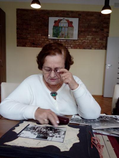 pani Irena Rusinek