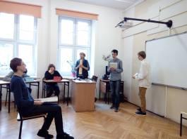 lekcja języka polskiego w 2c