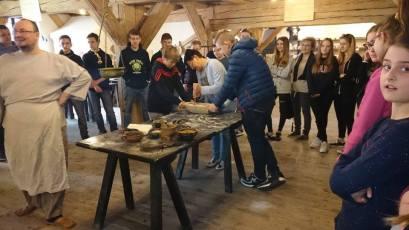 W Żywym Muzeum Piernika w Toruniu
