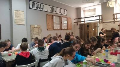 W Muzeum Historii Brudu i Mydła w Bydgoszczy