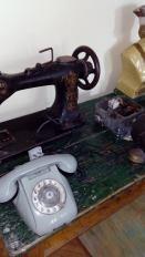 znaleziska - amerykańska maszyna podarowana przez UNRRA