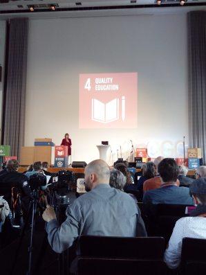 GGC w Berlinie - o jakości edukacji
