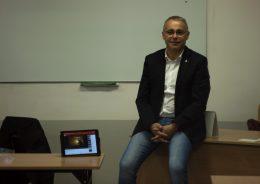 spotkanie z przewodniczącym mniejszości francuskiej w Gdyni